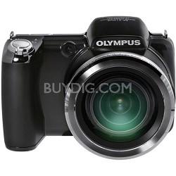 SP-810UZ 14 Megapixel 36x Zoom Digital Camera - OPEN BOX