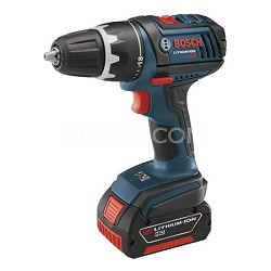 DDS181-01 18V Compact Lithium Ion Drill Driver w/ 2 Fat Pack Batteries