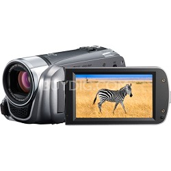 "VIXIA HF R200 Flash Dual SD 1080p HD Camcorder w/ 3.0"" Touchscreen"