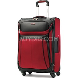 Aspire Sport Spinner 25 Inch Expandable Bag - Red/Black