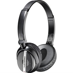 Quiet Point ATH-ANC25 Active Noise-Canceling Headphones - OPEN BOX