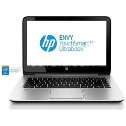 "Envy TouchSmart 14.0"" 14-k120us Ultrabook PC - Intel Core i5-4200U Processor"