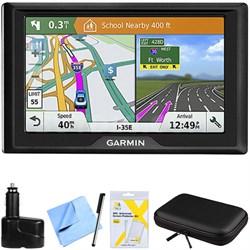 Drive 61 LMT-S GPS Navigator (USA + Canada) w/ Driver Alert Bundle