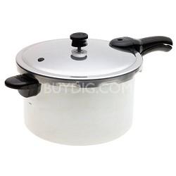 8 Quart Aluminum Pressure Cooker &Canner