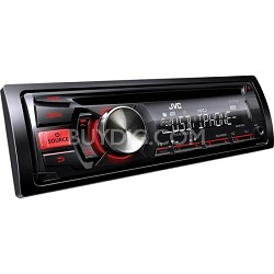 In-Dash CD/MP3/USB Car Stereo Receiver Head Unit (KD-R540)