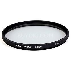 Alpha UV 72mm Filter