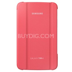 Galaxy Tab 3 7-inch Book Cover - Berry Pink