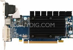 HD4350 PCIE 512MB DDR2 DVI-I VGA TV OUT 64BIT