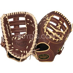 13-Inch FG 125 Series First Basemans Mitt Right Hand Throw - Brown