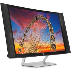 Pavilion 27c 27-inch Full HD 16:9 1920 x 1080 Curved Monitor - OPEN BOX