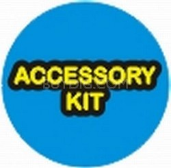 Accessory Kit for Fuji Finepix 1300/1400/2300/2400/A101/A201/2600/2800- {ACCFJ1}