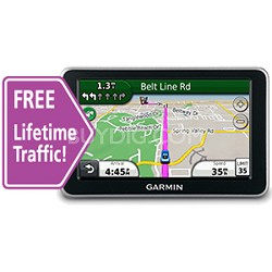 "nuvi 2350LT 4.3"" Widescreen Bluetooth GPS Navigator w/ Lifetime Traffic"