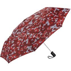 T-Tech Mini Travel Umbrella, Sienna Camo