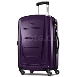 "Winfield 2 Fashion HS Spinner 24"" - Purple - OPEN BOX"