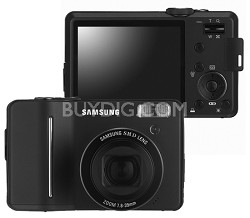 Digimax S1050 10.1 MP Digital Camera (Black)