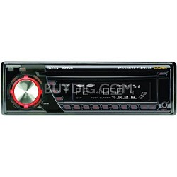 636CA In-Dash CD/MP3 Receiver with Front Panel AUX Input