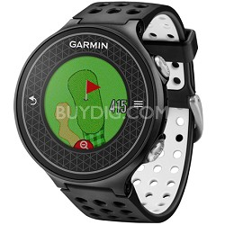 Approach S6 Hi-Res Color Touchscreen GPS Golf Watch - Dark (010-01195-01)