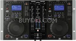 CDM-3600 Dual CD Mixing Console