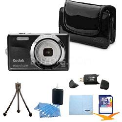 EasyShare M22 14MP  Camera w/ 4X wide-angle Zoom Black, Case, 8GB Card & More