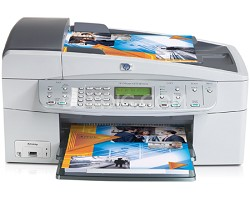 OfficeJet  6210 All-in-one Printer, Fax, Copy, Scanner