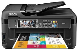 WorkForce WF-7610 Wireless Color All-in-One Inkjet Printer with Scanner and Cop