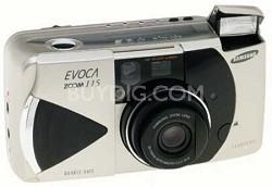 Maxima Zoom Quartz Date EVOCA AF 38-115mm Camera OPEN BOX