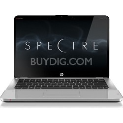 "14.0"" 14-3210nr Spectre Win 8 Ultrabook PC - Intel Core i5-3317U Processor"