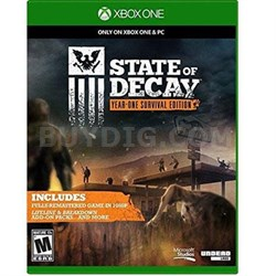 State of Decay Replen XOne