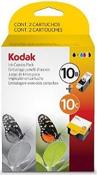 Combo Ink Cartridge - 10B+10C