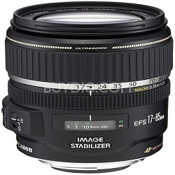 EF-S 17-85mm F/4-5.6 IS USM Lens (Open Box)