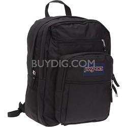 Big Student Backpack - Black (TDN7)