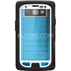 Armor Series Waterproof Case for Samsung Galaxy S III - Arctic White