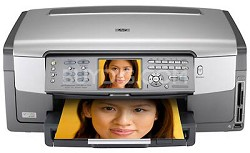 Photosmart PSC 3310 All-in-one Multi-Function Photo Printer - Scan, Copy and Fax