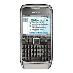 E71 Unlocked Cell Phone with 3.2 MP Camera, 3G, Media Player, GPS