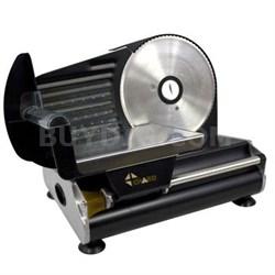 """7.5"""" Electric Slicer in Black - FS-750B"""