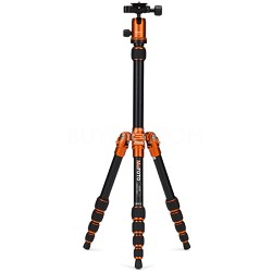 A0350Q0C Backpacker Travel Tripod Kit - Orange