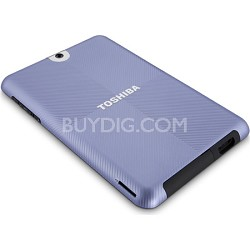 "Colored Back Cover for Thrive 10"" Tablet (Lavender)"