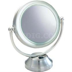 Lighted Vanity Mirror 8x Mag