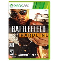 Battlefield Hardline  X360