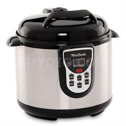 WB 6qt Elec Pressure Cooker SS