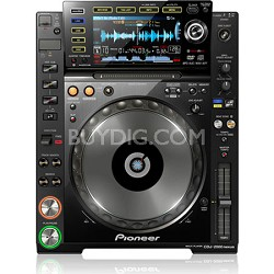 CDJ-2000nexus Professional Wifi Table Top Multi-Media Player