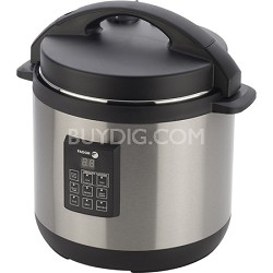 670041460 6 qt. Electric Pressure Cooker PLUS