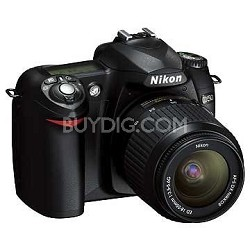 D50 Digital SLR Camera w/ 18-55mm f/3.5-5.6G (Refurbished)