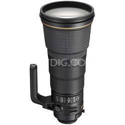 AF-S NIKKOR 400mm f/2.8E FL ED VR Lens - 2217