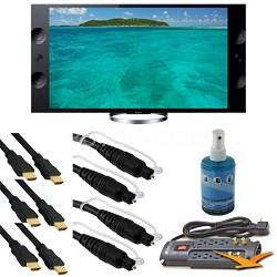XBR-55X900A 55-Inch 4K HDTV  Bundle