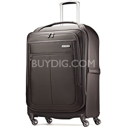 """MIGHTlight 30"""" Spinner Luggage - Charcoal"""