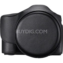 Genuine leather case for a7 and a7R