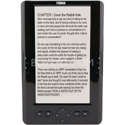 """NEB-7010 7"""" Noodle Color ebook Reader & Multimedia Player with 4gb Built in memo"""