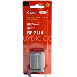 BP-2L14 Double-Capacity Lithium Ion Battery F/ Elura 60/65/70 Optura 30/40/400/5