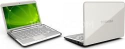 "Satellite T215D-S1140WH 11.6"" Notebook PC - Gemini White"